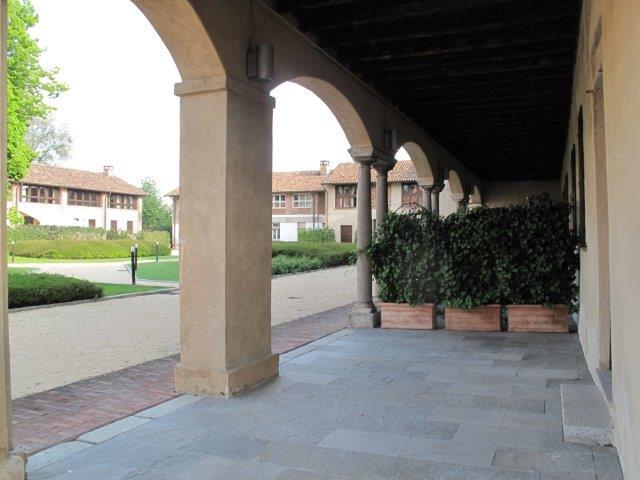 Via G. Merula: appartamento di rappresentanza in contesto del 1500