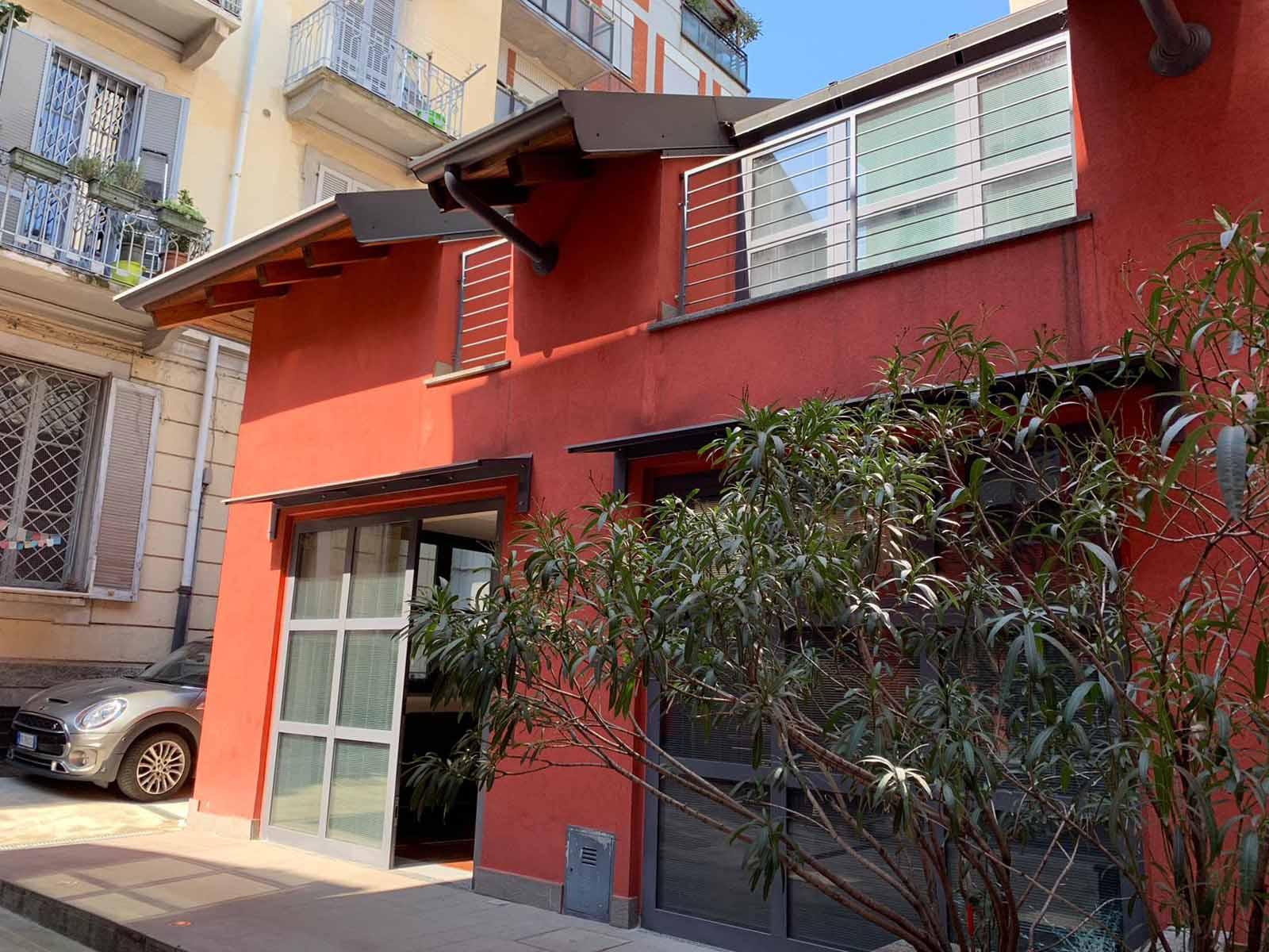 Viale Abruzzi: Appartamento su due livelli di recente realizzazione