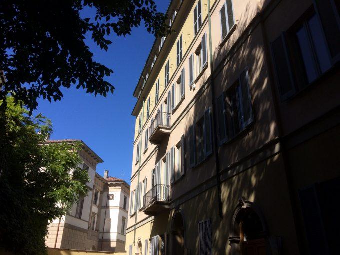 centro storico: signorile attico su due livelli con terrazzo