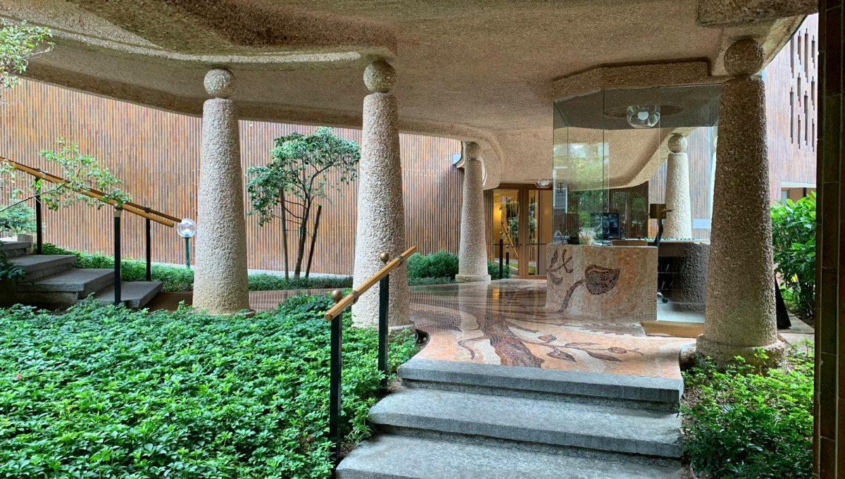 Elegante abitazione immersa nei giardini Fallaci