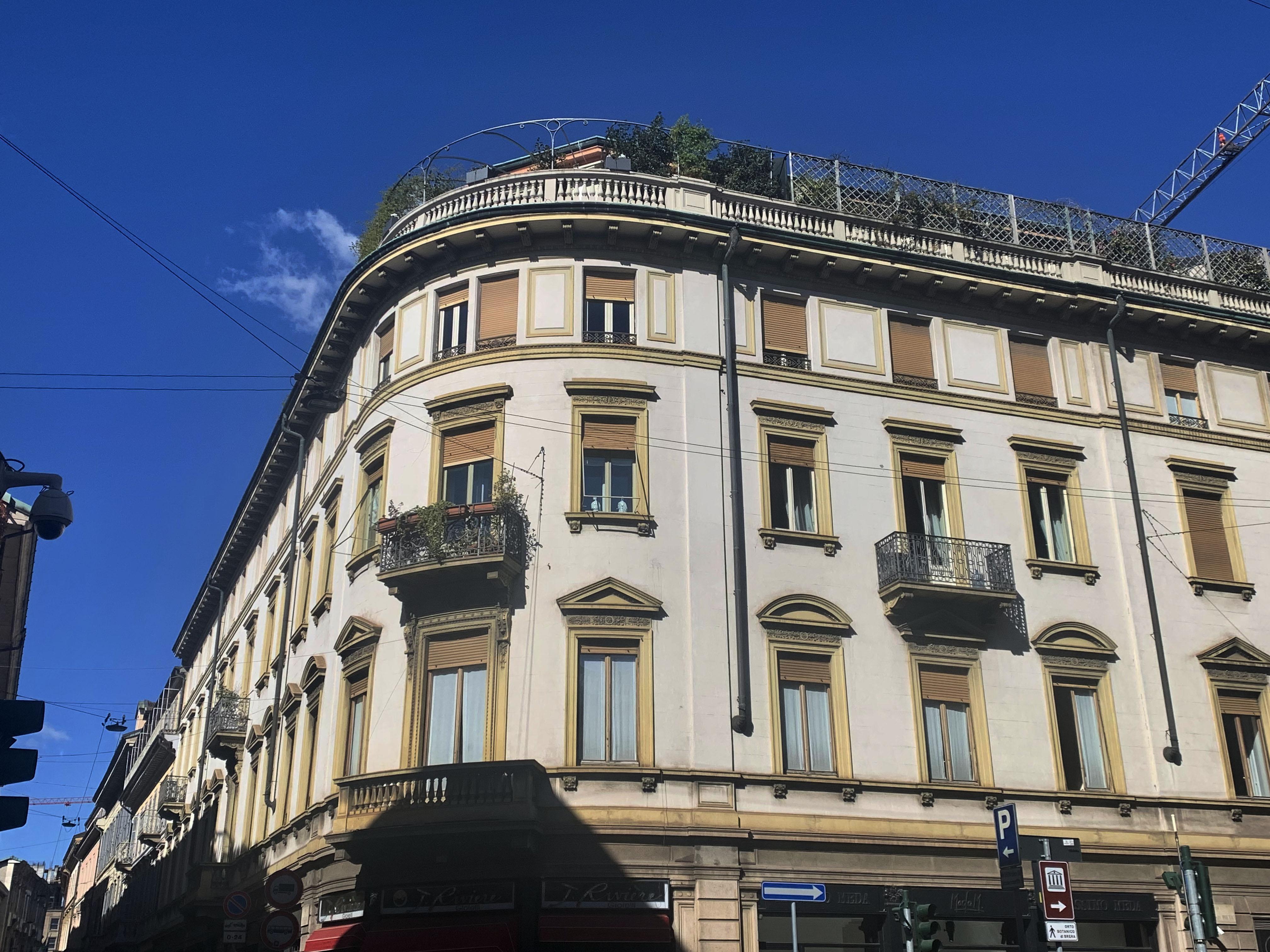 Brera/Montenapoleone: ufficio di rappresentanza