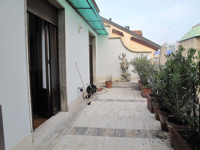 C.so Italia – quadrilocale con terrazzo