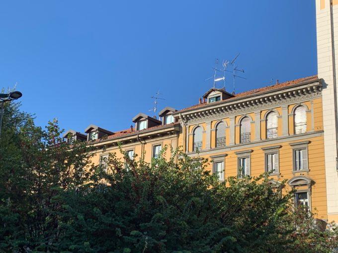 mansarda di charme in P.za Risorgimento