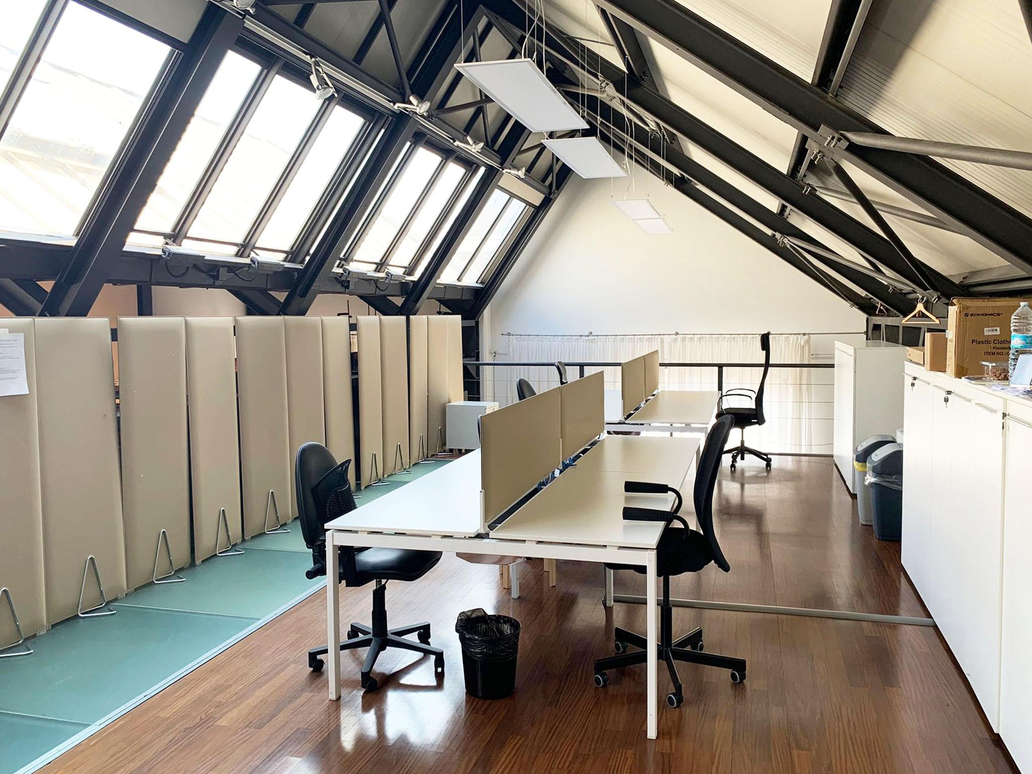 Ufficio-show room in affitto Mecenate 76